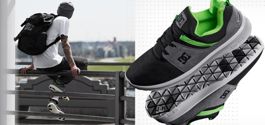Акции DC Shoes в Александровске